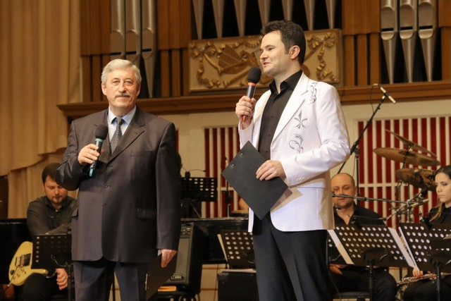Анатолий Лозовский и Александр Парецкий