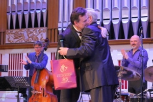 Джаз-форум VIII награждение джаз-квартета Алексея Кузнецова
